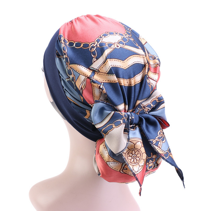 Locs & Natural Hair Satin Durag Bonnets