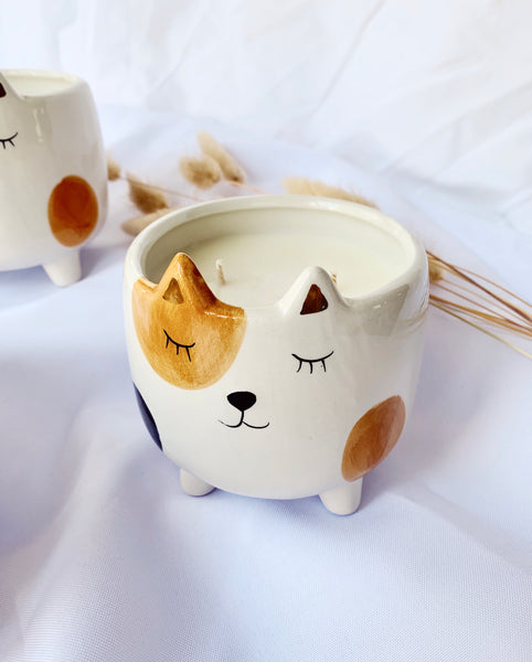 """Kit"" Ceramic Limited Edition Candle"