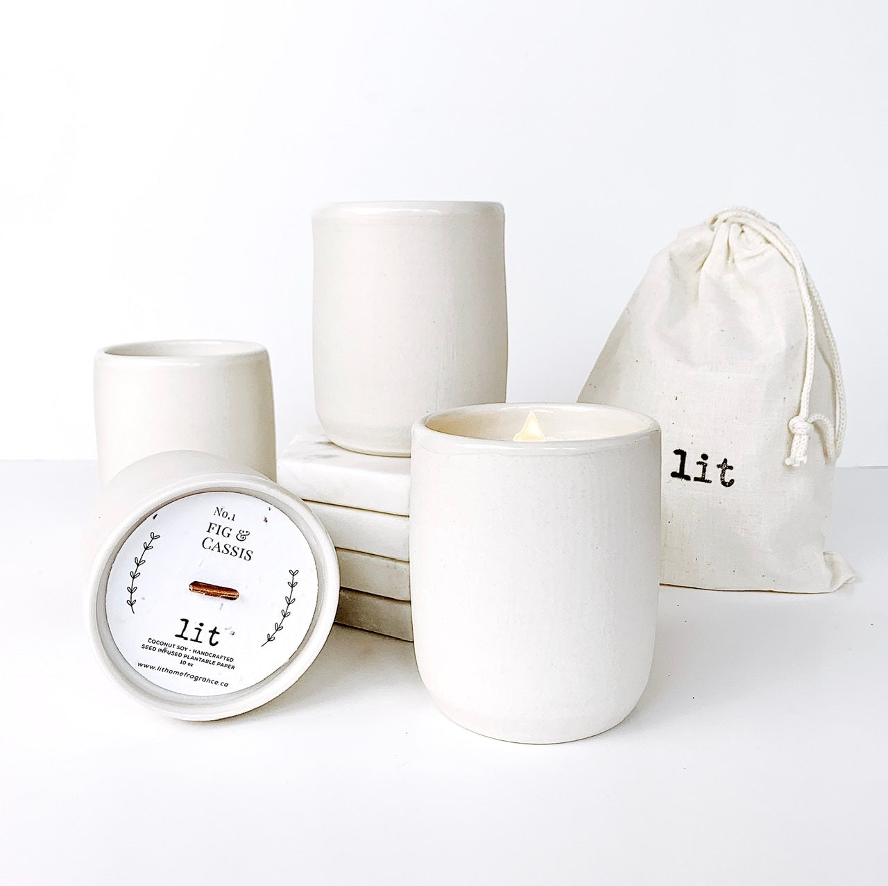 Ceramic Limited Collection ( Lit + Jenna Archer Shop )