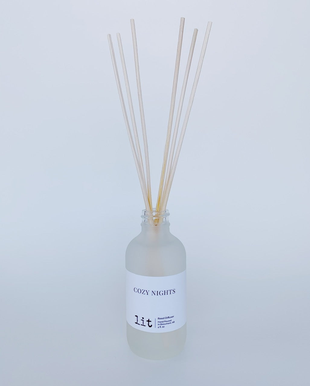 Cozy Nights Reed Diffuser