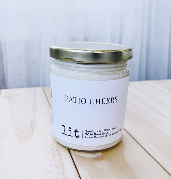 Patio Cheers ( Spring | Summer Collection )