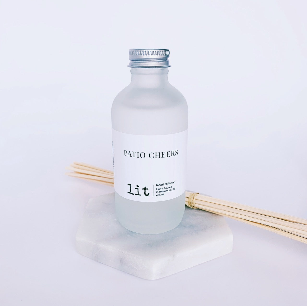 Patio Cheers Reed Diffuser (Spring/Summer Collection)