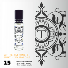 Load image into Gallery viewer, White Jasmine & Mint | Fragrance Oil - Unisex - 15