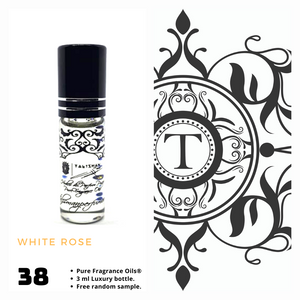 White Rose | Fragrance Oil - Unisex - 38