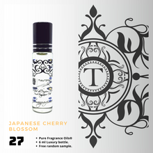 Load image into Gallery viewer, Japanese Cherry Blossom | Fragrance Oil - Unisex - 27