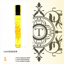Load image into Gallery viewer, Lavender | Fragrance Oil - Unisex - 1