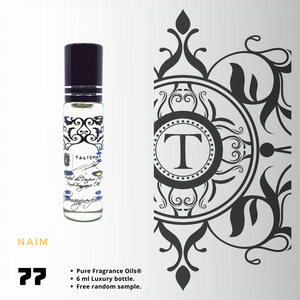 Naim | Fragrance Oil - Unisex - 77