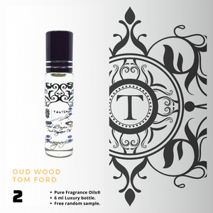 Oud Wood | Fragrance Oil - Unisex - 2