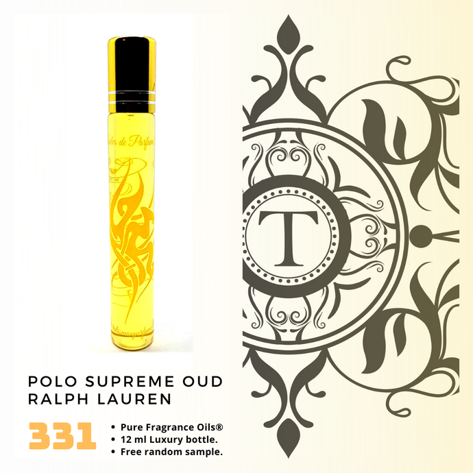 Polo Supreme Oud | Fragrance Oil - Unisex - 331