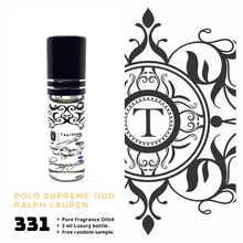 Load image into Gallery viewer, Polo Supreme Oud | Fragrance Oil - Unisex - 331
