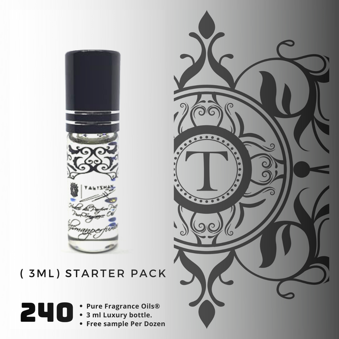 3ml x 240 Bottles - Starter Pack - Talisman Perfume Oils®