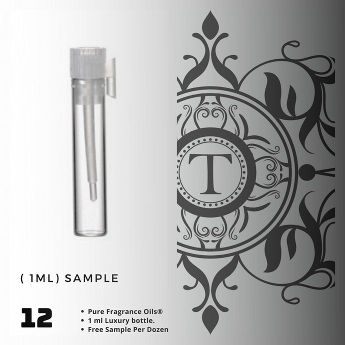 ( 1ml ) x 12 Bottles - Sample Kit