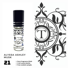 Load image into Gallery viewer, Alyssa Ashley Musk - Talisman Perfume Oils®