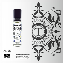 Load image into Gallery viewer, Amber - Talisman Perfume Oils®
