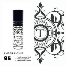 Load image into Gallery viewer, Amber Liquid - Talisman Perfume Oils®