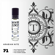 Load image into Gallery viewer, Arabian Nite - Talisman Perfume Oils®