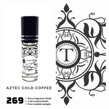 Load image into Gallery viewer, Aztec Gold Coffee - Talisman Perfume Oils®