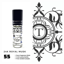 Load image into Gallery viewer, 24K Royal Musk - Talisman Perfume Oils®