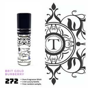 Brit Gold | Fragrance Oil - Her - 272