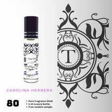 Load image into Gallery viewer, Carolina Herrera Inspired | Fragrance Oil - Her - 80 - Talisman Perfume Oils®