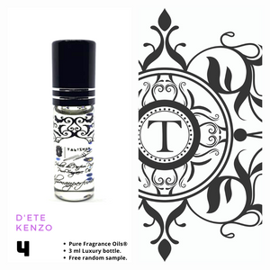 D'ete | Fragrance Oil - Her - 4