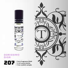 Load image into Gallery viewer, Dorissimo | Fragrance Oil - Her - 207 - Talisman Perfume Oils®