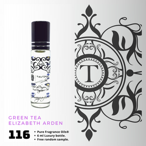 Green Tea | Fragrance Oil - Her - 116