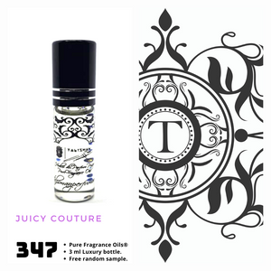 Juicy Couture Inspired | Fragrance Oil - Her - 347 - Talisman Perfume Oils®