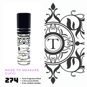 Made to Measure | Fragrance Oil - Her - 247 - Talisman Perfume Oils®
