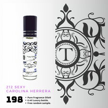 Load image into Gallery viewer, 212 Sexy - CH - Her - Talisman Perfume Oils®