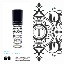 Load image into Gallery viewer, Bang - MJ - Him - Talisman Perfume Oils®