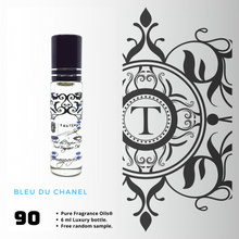 Load image into Gallery viewer, Bleu du Chanel - Him - Talisman Perfume Oils®