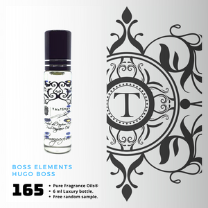 Boss Elements - Hugo Boss - Him - ( 165 )