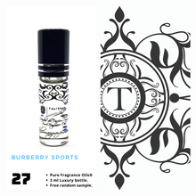 Load image into Gallery viewer, Sports | Fragrance Oil - Him - 27