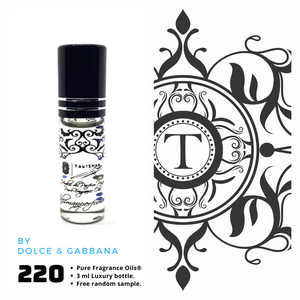 BY Inspired | Fragrance Oil - Him - 220