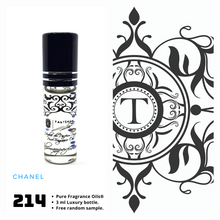 Load image into Gallery viewer, Chanel Inspired | Fragrance Oil - Him - 214