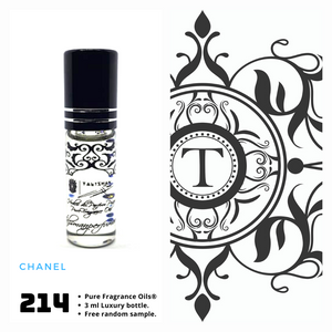 Chanel Inspired | Fragrance Oil - Him - 214