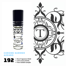 Load image into Gallery viewer, Chrome Summer | Fragrance Oil - Him - 192