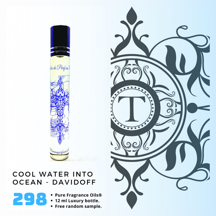 Cool Water into Ocean | Fragrance Oil - Him - 298