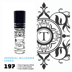 Creed Imperial Millesime Inspired | Fragrance Oil - Him - 197