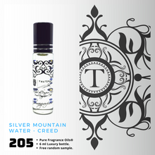 Load image into Gallery viewer, Silver Mountain Water | Fragrance Oil - Him - 205