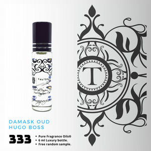 Damask Oud - Hugo Boss - Him - ( 333 )