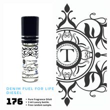 Load image into Gallery viewer, Denim Fuel For Life | Fragrance Oil - Him - 176