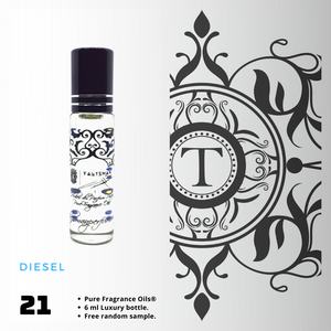 Diesel | Fragrance Oil - Him - 21