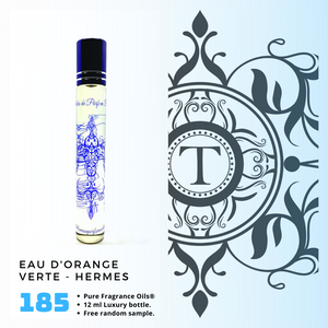 Eau D'Orange Verte | Fragrance Oil - Him - 185