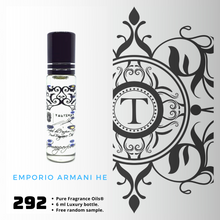 Load image into Gallery viewer, Emporio Armani HE Inspired | Fragrance Oil - Him - 292