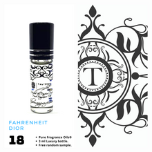 Load image into Gallery viewer, Fahrenheit | Fragrance Oil - Him - 18
