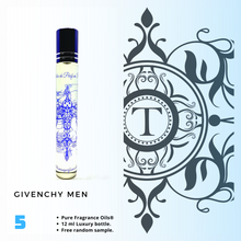 Load image into Gallery viewer, Givenchy Men | Fragrance Oil - Him - 5