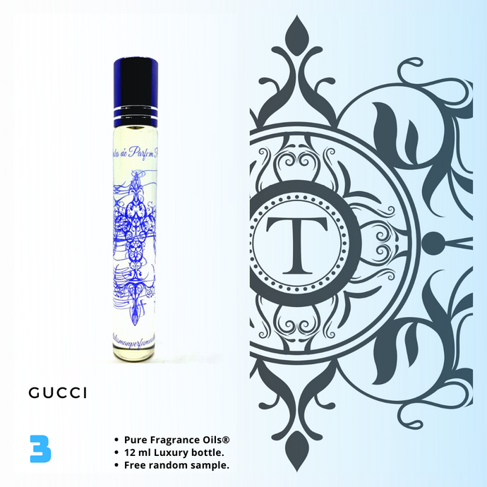 Gucci Inspired | Fragrance Oil - Him - 3