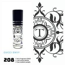 Load image into Gallery viewer, Gucci Envy Inspired | Fragrance Oil - Him - 208
